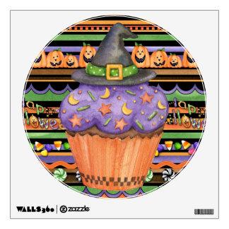 Halloween Cupcake - SRF Wall Decal