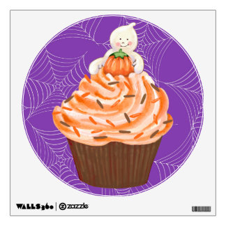 Halloween Cupcake - SRF Wall Graphics