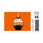 Halloween Cupcake Stamp