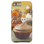 Halloween cupcake tough iPhone 6 case