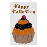 halloween cupcakes print