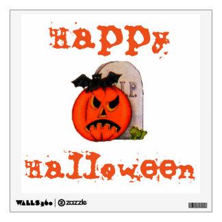 Halloween Custom Wall Decal/RIP Tomb Stone Wall Sticker