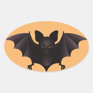 Halloween Cute Bat Sticker