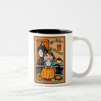 Halloween Cute Cartoon Coffee Mug