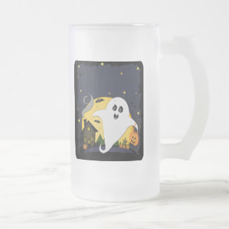 Halloween Cute Cartoon Ghost Coffee Mug