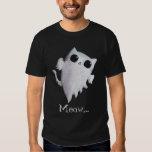 Halloween cute ghost cat T-Shirt