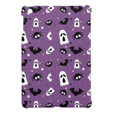 Halloween cute pattern iPad mini covers