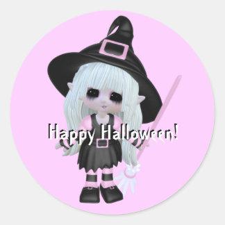 Halloween Cuties Sticker