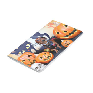 Halloween - Dachshund - Lexington Cuadernos