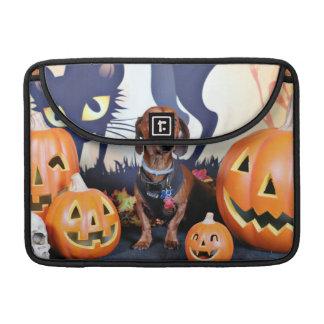 Halloween - Dachshund - Lexington Fundas Macbook Pro