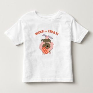 Halloween Dachsie T-shirt
