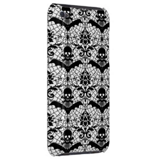 Halloween Damask iPod Case-Mate Cases