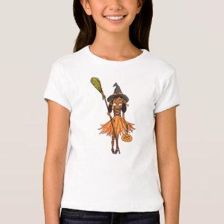 Halloween dark girls t-shirt