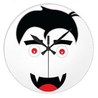 Halloween day. Emar Design Large Clock