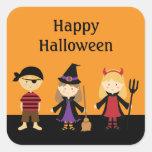 Halloween de encargo embroma a los pegatinas del t