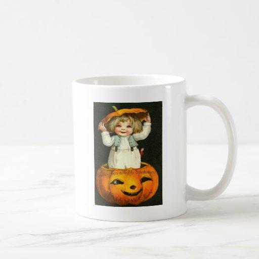 Halloween de entretenimiento tazas
