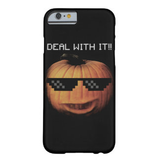 Halloween deal with it barely there iPhone 6 case