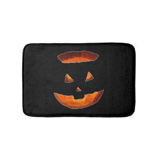 Halloween Decor Bathroom Mat