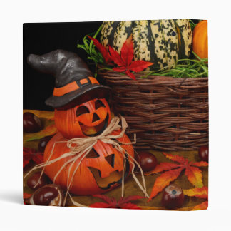 Halloween Decoration Binder