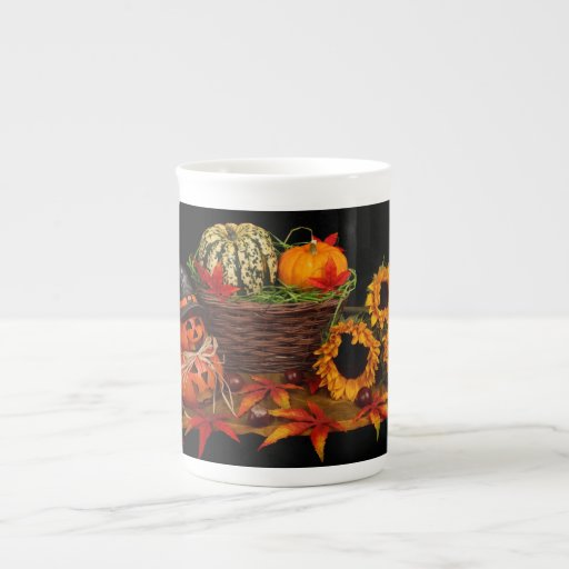 Halloween Decoration Tea Cup