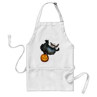 Halloween Delantal