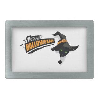 Halloween design belt buckle