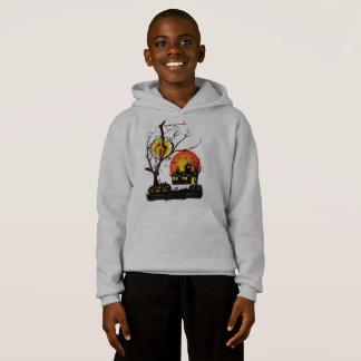 Halloween design hoodie