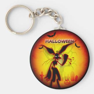 halloween design keychain