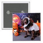 Halloween - Deutscher Wachtelhund - Matilda Pin