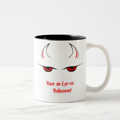 Halloween_Devil Eyes Mugs