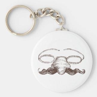 Halloween Disguise Keychain