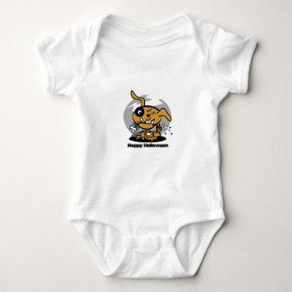 Halloween Dog design Baby Bodysuit