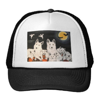 Halloween Dog Family Hat