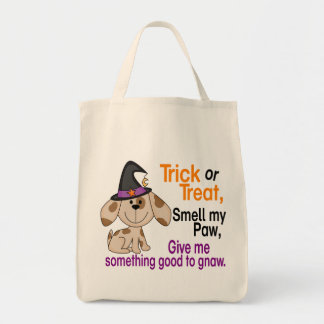 Halloween Dog Smell My Paw 1 Bags