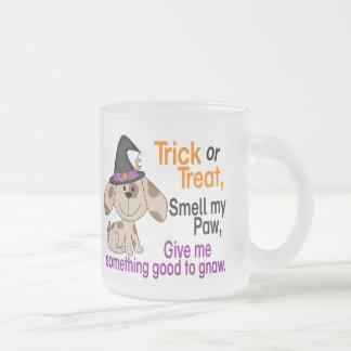 Halloween Dog Smell My Paw 1 Mug