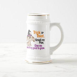 Halloween Dog Smell My Paw 1 18 Oz Beer Stein