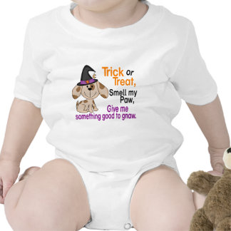 Halloween Dog Smell My Paw 1 T-shirt