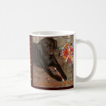 Halloween Themed Halloween Dog with Sweet Tooth Coffee Mug
