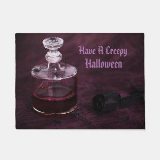 Halloween Door Mat Doormat