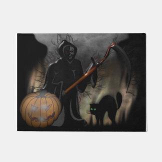 Halloween Door/Welcome Mat/Grim Reeper Doormat