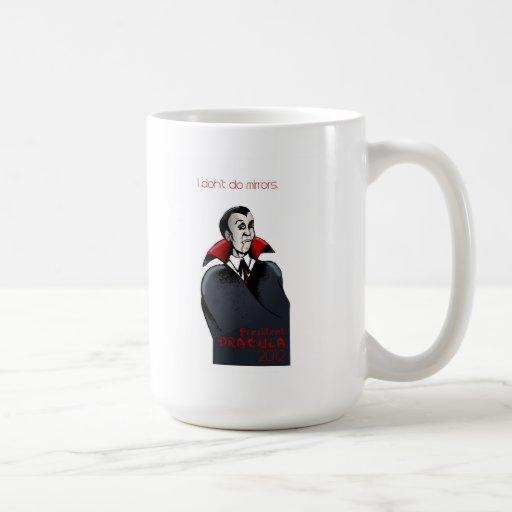 Halloween: Dracula Coffee Mug
