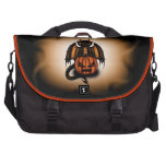 Halloween Dragon Laptop Commuter Bag