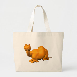 Halloween Dromedary Jumbo Tote Bag