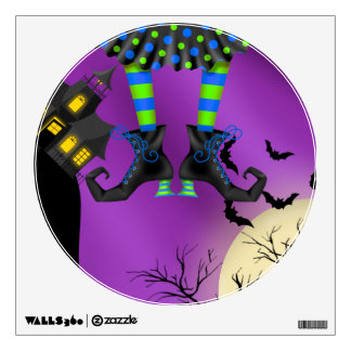 Halloween Drop In  - SRF Wall Decal