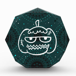 Halloween Eggheads Sign Award