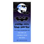 Halloween/el cumpleaños extravagantemente invita comunicado personalizado