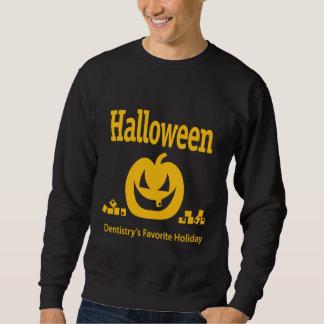 Halloween - el día de fiesta preferido de la sudadera