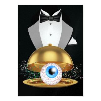 Halloween Elegant Invitation - SRF