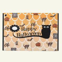Halloween emoji Ipad case