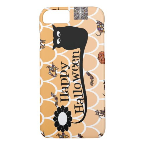 Halloween emoji Iphone 8/7 case